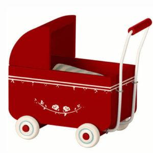 Maileg trædukkevogn