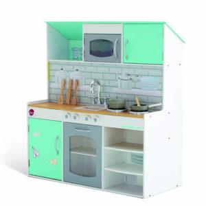 Plum 2-i-1 køkken og dukkehus