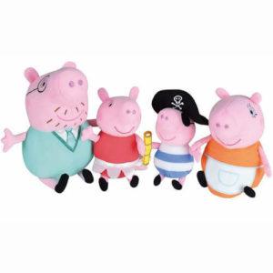 Gurli gris bamse familie