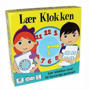 Lær klokken spil