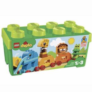 Lego Duplo mine første dyreklodser