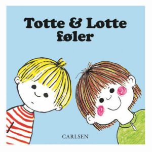 Lotte og Totte bøger