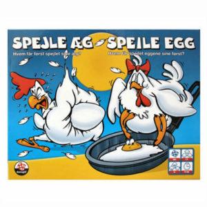 Spejle æg brætspil