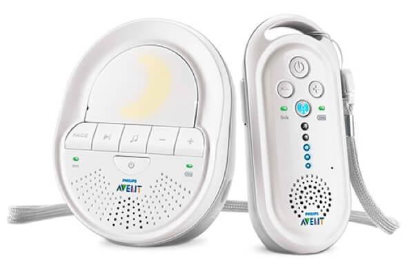 Philips Avent babyalarm - SCD506-01 DECT