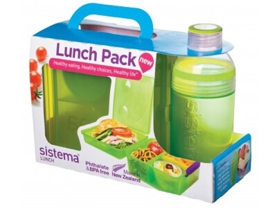 Sistema Lunch pack cube max
