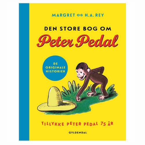 Bøger til 2-4 årige-Den store bog om Peter Pedal af H.A.Ray