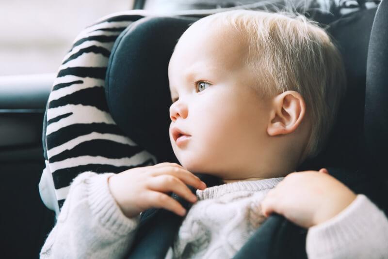 Bedste autostol til nyfødte