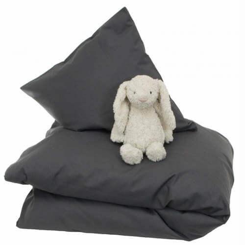 Økologisk bomuld sengetøj til baby og junior