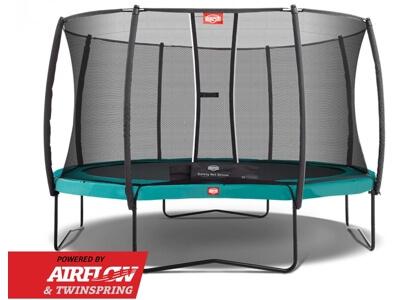 Smuk Havetrampolin til børn - 8 bedste trampoliner til haven • Vildmedbørn JP-99