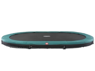 Berg Grand Favorit 520 - Oval have trampolin til nedgravning