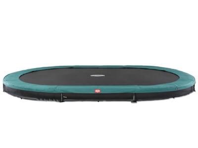 Højmoderne Havetrampolin til børn - 8 bedste trampoliner til haven • Vildmedbørn BP-49
