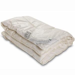 Cocoon babydyne med uld