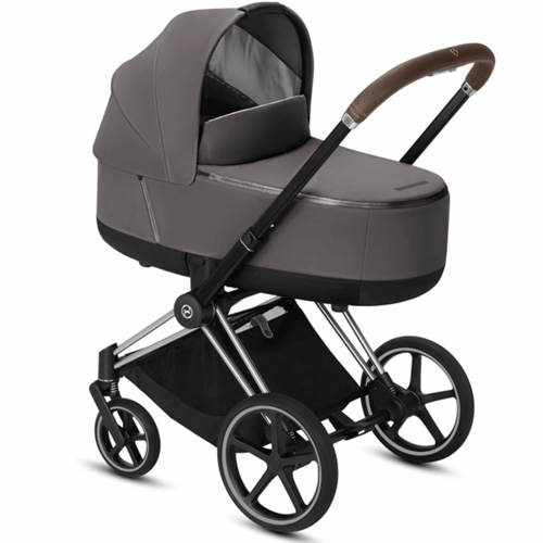 Cybex Priam barnevogn med priam lux carry cot carry