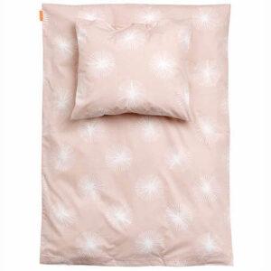 Leander baby sengetøj flora