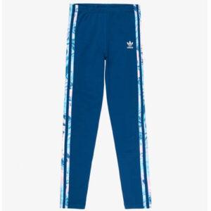 Blå adidas bukser til drenge og piger
