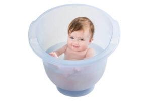 91af91390 Her er de 6 bedste baby badekar og baljer til dit barn • Vildmedbørn