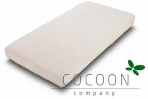 Cocoon Company øko allergi lagen til babyseng str. 60 x 120 cm