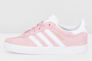 Klassiske lyserøde Adidas sko til børn