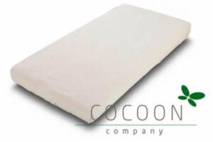 Lagen til babyseng i 100% Øko bomuld fra Cocoon Company