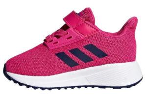Lyserøde Adidas Performance Duramo sko til børn
