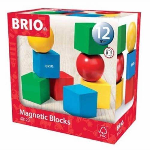 Brio magnetiske klodser