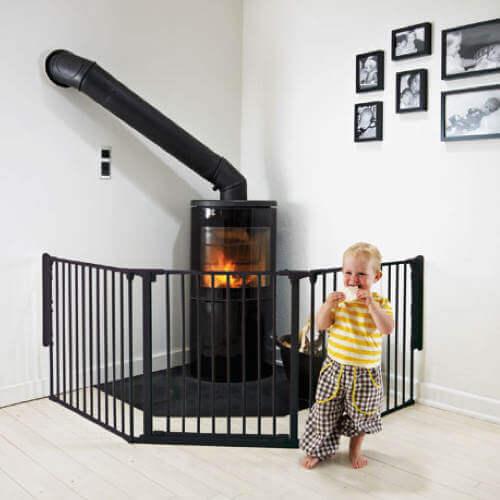 Baby Dan Flex L - En af de bedste børnegitter til vægmontering