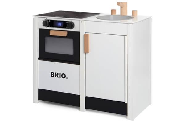 Brio komfur 31360 - Bedste køkken legetøj med et digitalt display