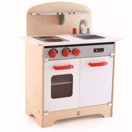 Hape Gourmet hvid køkken