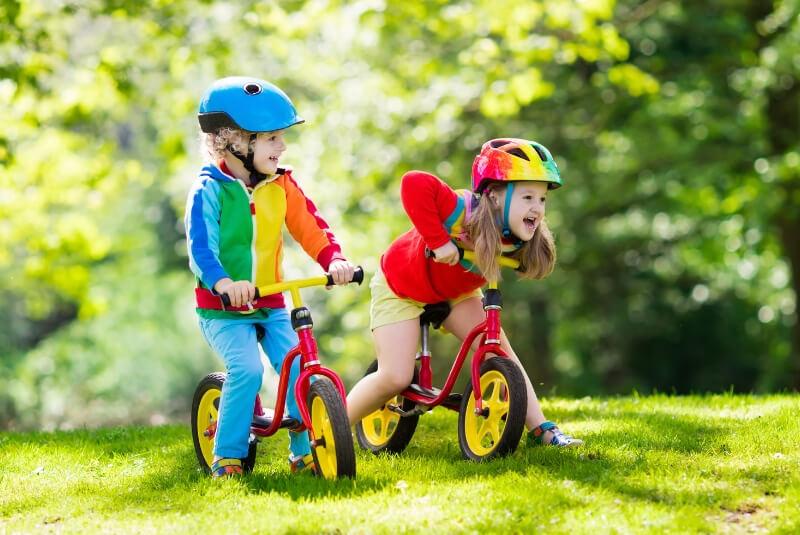 Puky løbecykel