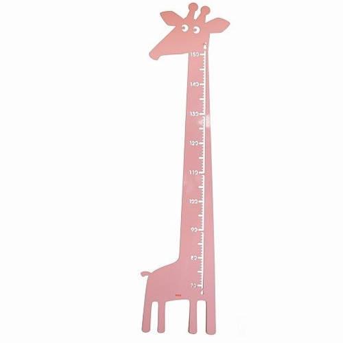 Roomate giraf højdemåler til børn i flere farver