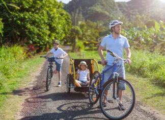 Bedste cykelanhænger til børn