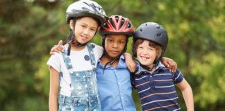 Bedste cykelhjelm til børn