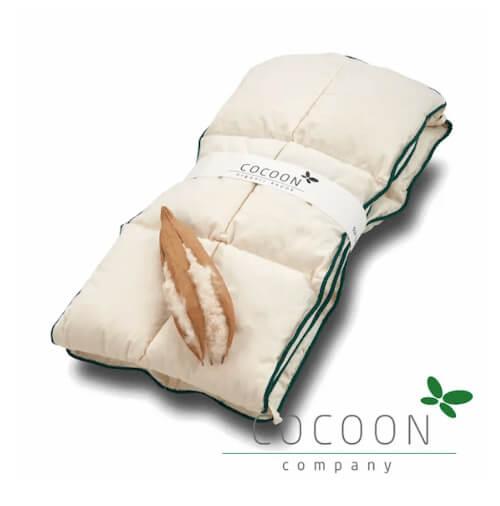 Cocoon Company sengerand i 100% økologisk