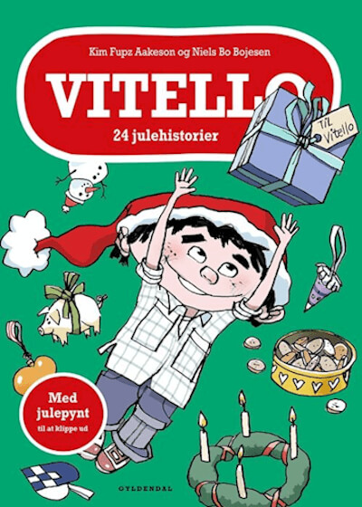 Vitello 24 julehistorier børnebog