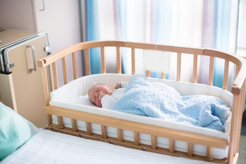 Bedste bedside cribs