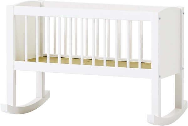 Hoppekids vugge - Bedste bedside cribs der omdannes til seng og en bænk
