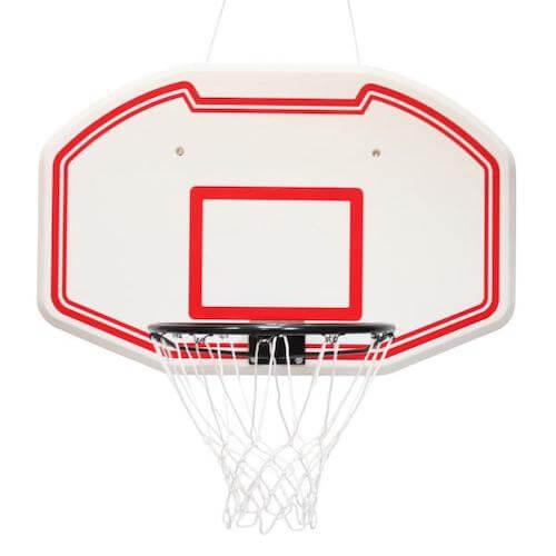 Klassisk basketballkurv til børn