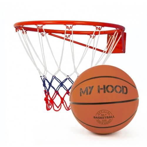 My hood basketballkurv til børn