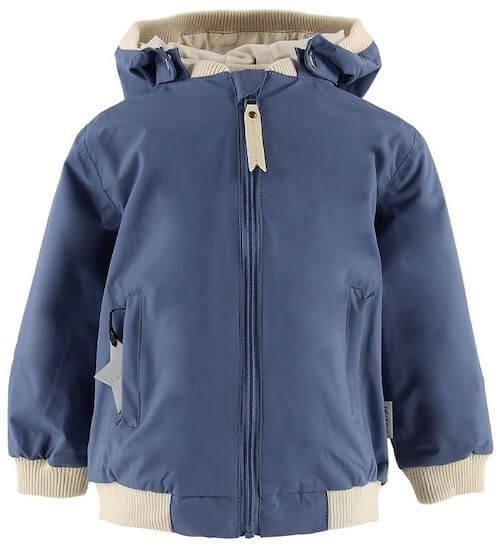 Wilder Jacket Blue Horizon forårsjakke til børn