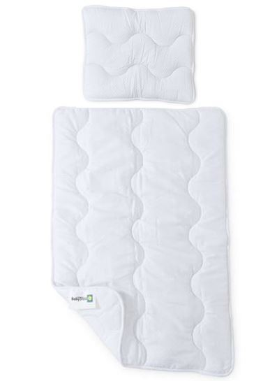 Babytrold sæt - 100% polyester fiber sæt i Øko-Tex materialer