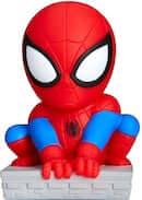 Marvel spider-Man GoGlow natlampe med AAA batterier
