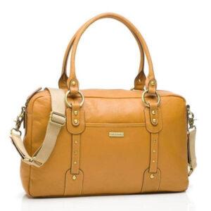 Storksak Elizabeth taske - I ægte læder og høj funktionalitet og flot design
