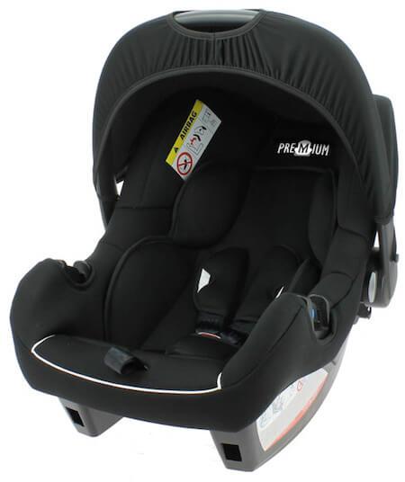Premium Beone - Billig autostol i god kvalitet til hverdagsbrug med let montering