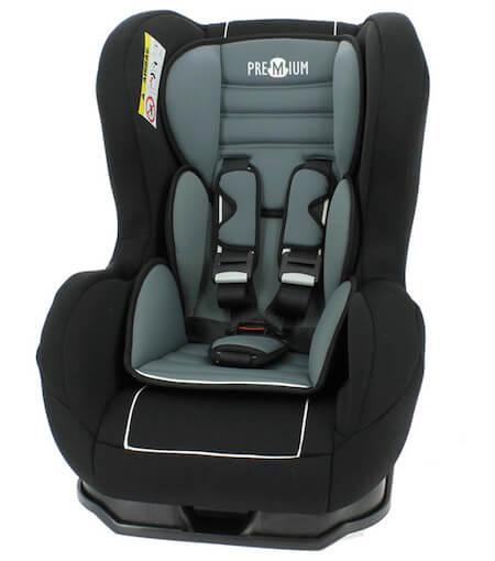 Premium Cosmo autostol - Bedsteforældre stolen med nemt lukkeåbne system