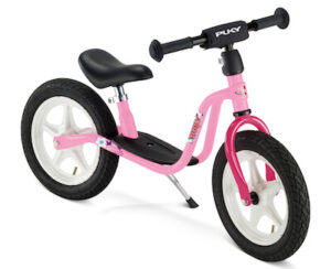 Puky LR M lyserød løbecykel på 30 cm