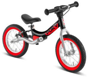 Puky LR ride løbecykel i flot sort design