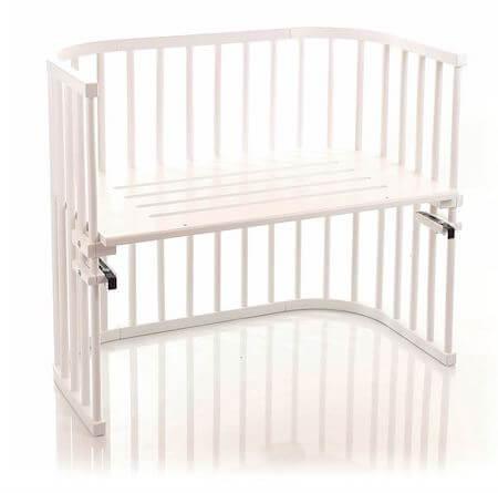 Beside Crib maxi babyseng med højeste sikkerhed til nyfødte