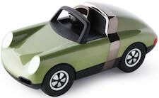 Play Forever grøn legetøjsbil til 1 årig