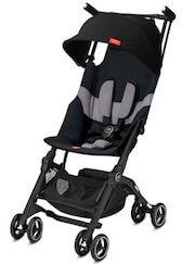 Good Baby rejsevenlig paraplyklapvogn med god kørekomfort