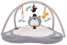 Moulin roty legetæppe med katte tema og lyde